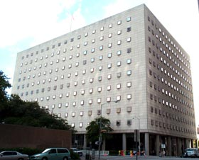Image result for federal building houston